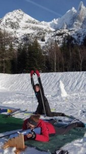Biathlon-Chamonix