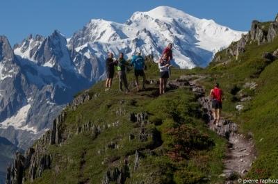 Marathon trail Aiguilles Rouges