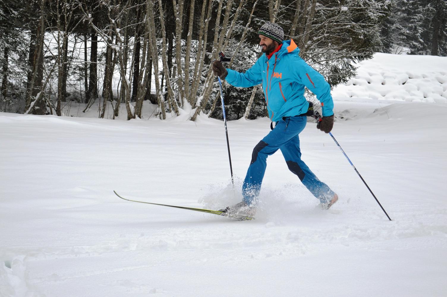 foulée-ski-de-fond-poudreuse-chamonix