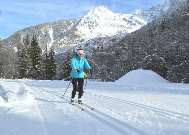 Lots of fun on Nordic ski runs
