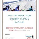 Bon cadeau Biathlon